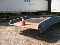 Mobile Yard Ramp For Sale