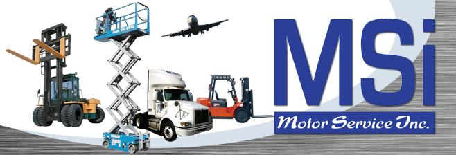 MSI Motor Service Inc of St. Louis